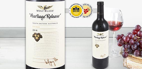 Shiraz Heritage Release, M�rz 2012