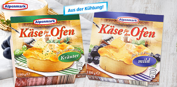 Käse für den Ofen, Januar 2012