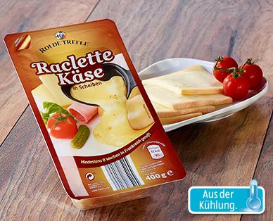 Raclette Käse, in Scheiben, Dezember 2014