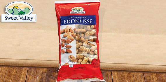 Jumbo-Erdnüsse, geröstet, Oktober 2012