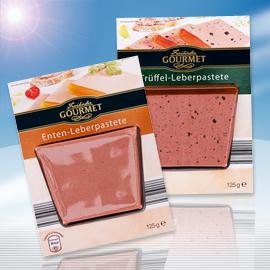 Gourmet-Pasteten, Oktober 2010