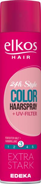 Haarspray Color, Dezember 2017
