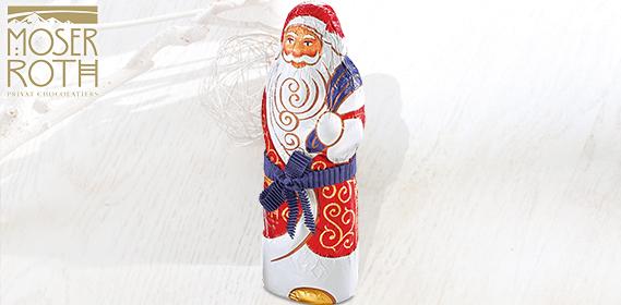 Weihnachtsmann, November 2012