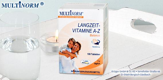 Langzeit-Vitamine A-Z, Oktober 2010