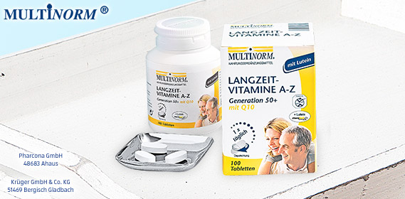 Langzeit-Vitamine A-Z, Oktober 2011