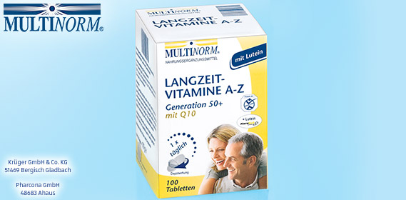 Langzeit-Vitamine A-Z, April 2012
