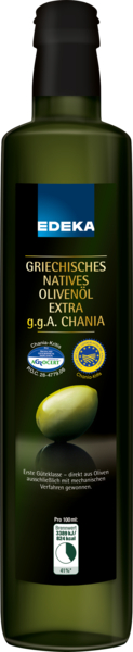Natives Olivenöl extra aus Kreta, Dezember 2017