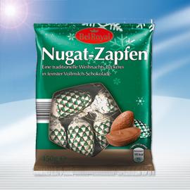 Nugat - Zapfen, November 2010