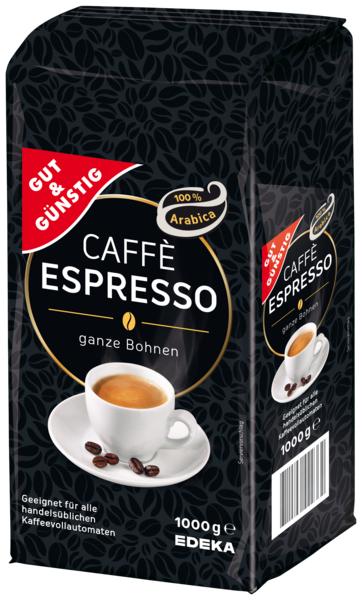 Caffe Espresso, Januar 2018