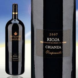 Rioja Crianza, November 2010