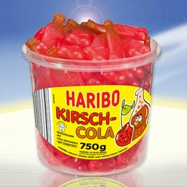 Kirsch-Cola Fruchtgummi, November 2010