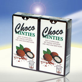 Choco-Minties, November 2010