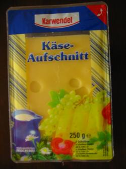 Käse-Aufschnitt, September 2008