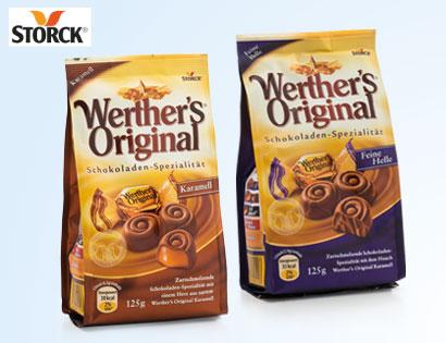 Werther's Original Schokoladen-Spezialität, Februar 2014