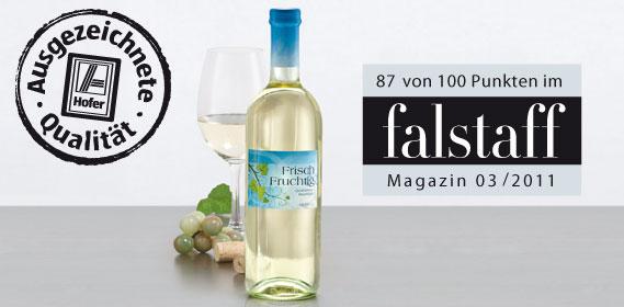 Leichtwein Frisch & Fruchtig, Februar 2012