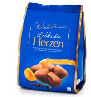 Lebkuchen-Herzen, November 2013