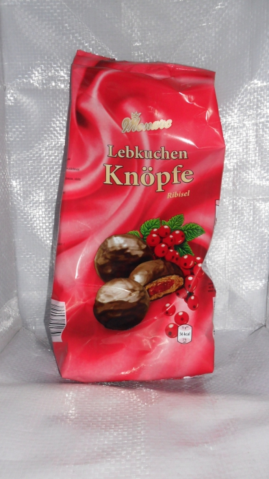 Lebkuchen-Knöpfe, September 2012
