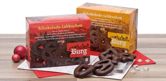 Schokoladelebkuchen, September 2012