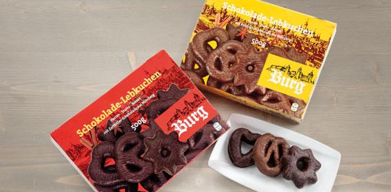 Schokoladelebkuchen, September 2013