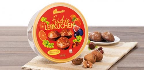 Früchtelebkuchen, September 2012