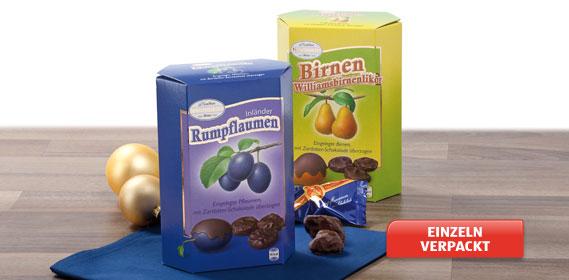 Rumpflaumen/Williamsbirnen, September 2012