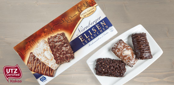 Elisen-Lebkuchen, September 2013