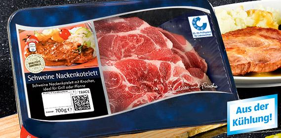 Schweine-Nackenkotelett, September 2011