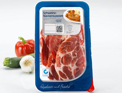 Schweine-Nackenkotelett, Juni 2013