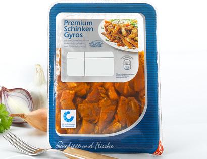 Premium Schinken Gyros, Juni 2013