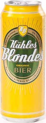 Kühles Blondes, August 2012