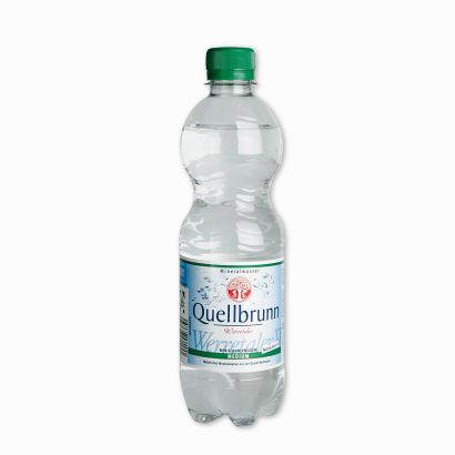 Mineralwasser Medium, 6x0,5 l, Februar 2012
