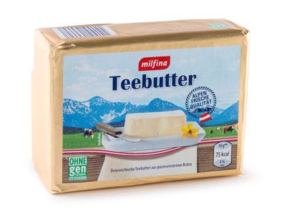 Teebutter, M�rz 2014