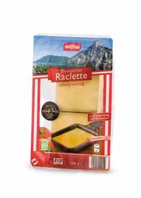 Traunsteiner Raclette, in Scheiben, Dezember 2012