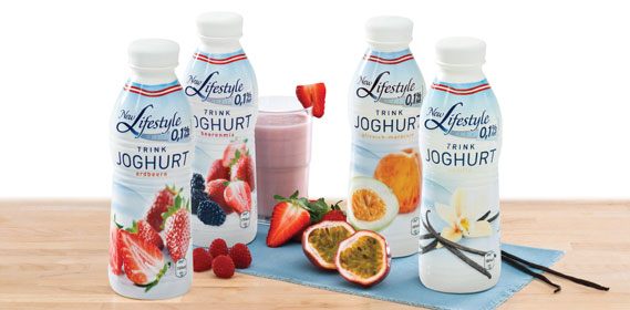 Trink-Joghurt fettreduziert, Februar 2012