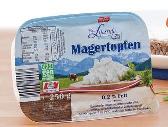 Magertopfen 0,2% Fett, Dezember 2013