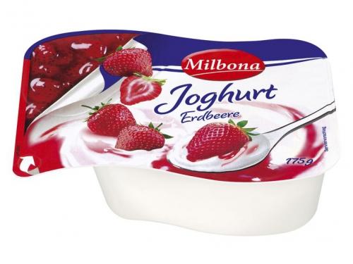 2-Kammer Fruchtjoghurt Erdbeere, Oktober 2017