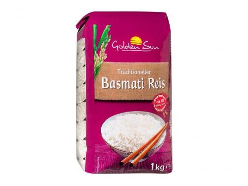 Basmati Reis, Januar 2017