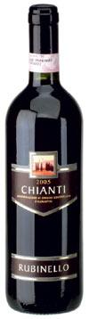 Rubinello Chianti D.O.C.G., M�rz 2009