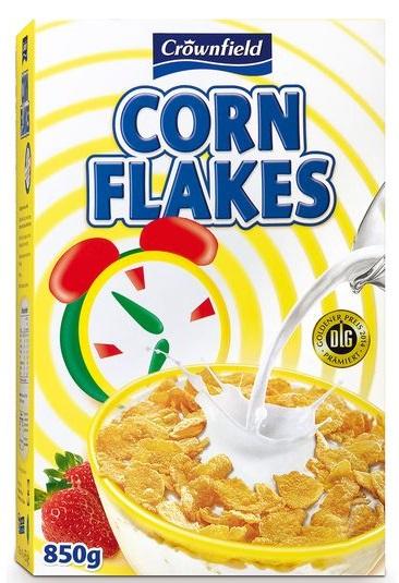 Cornflakes, Juli 2017